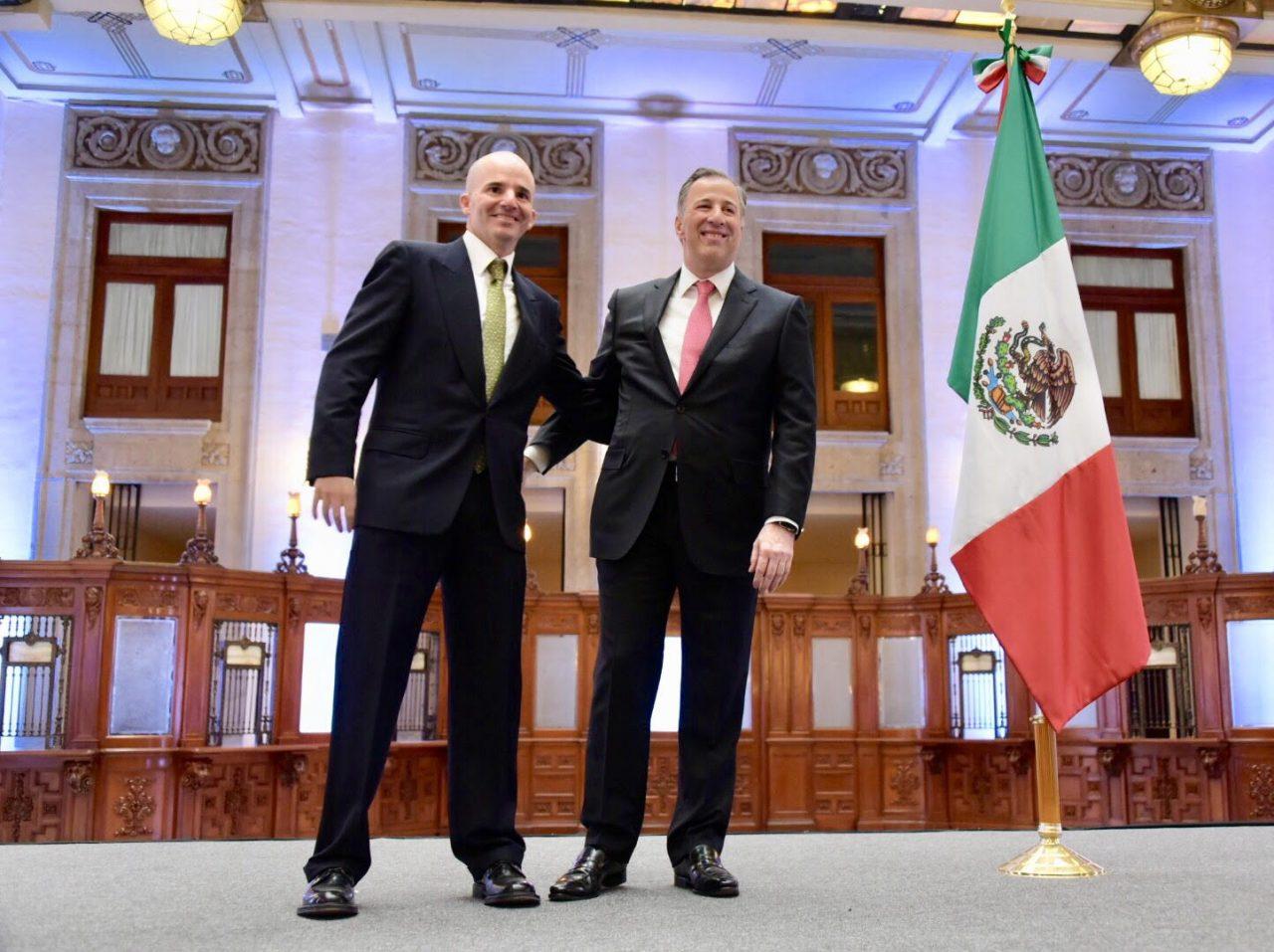 Meade y González Anaya, consentidos de los mercados: expertos