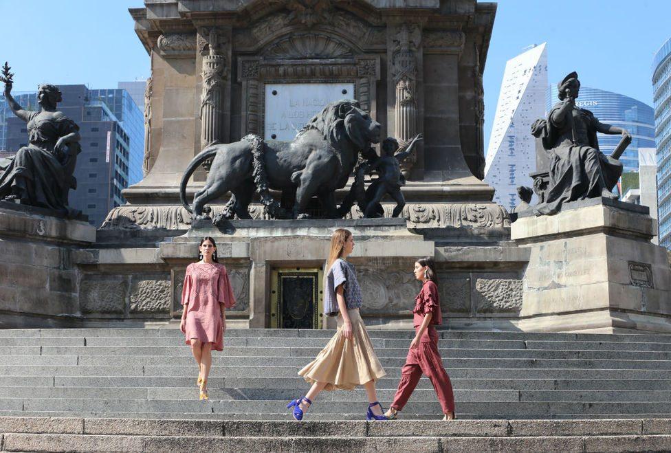Los desfiles más sobresalientes del Fashion Week en México