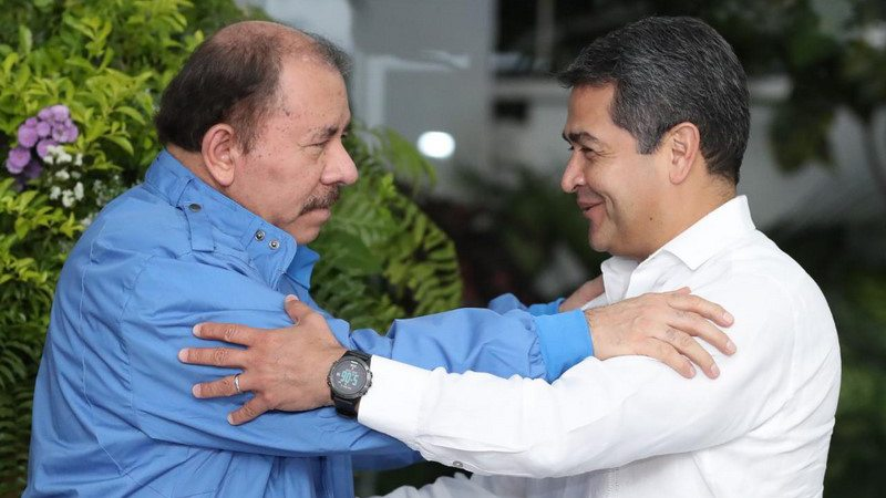 Honduras y Nicaragua buscan combatir cambio climático