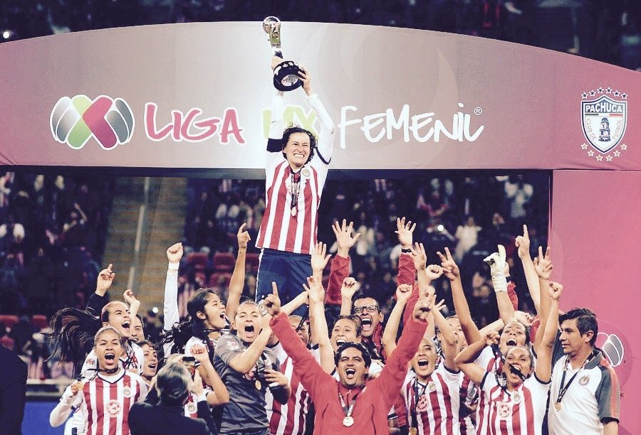 Guadalajara conquista el primer título de la Liga MX Femenil