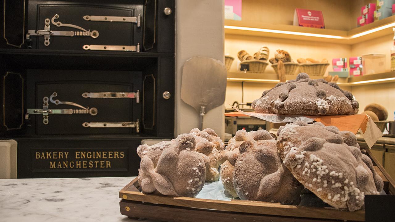 Pan de muerto: sabor y tradición de Hyatt Regency