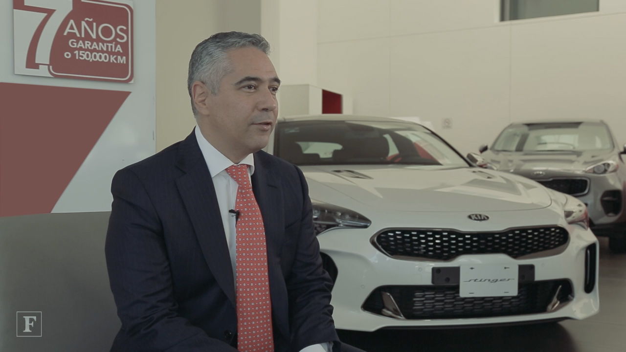 KIA ya es la sexta marca en ventas de la industria automotriz en México