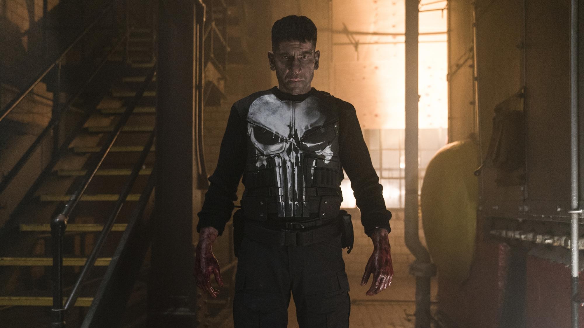 'The Punisher', con su violencia y dolor, llega a Netflix