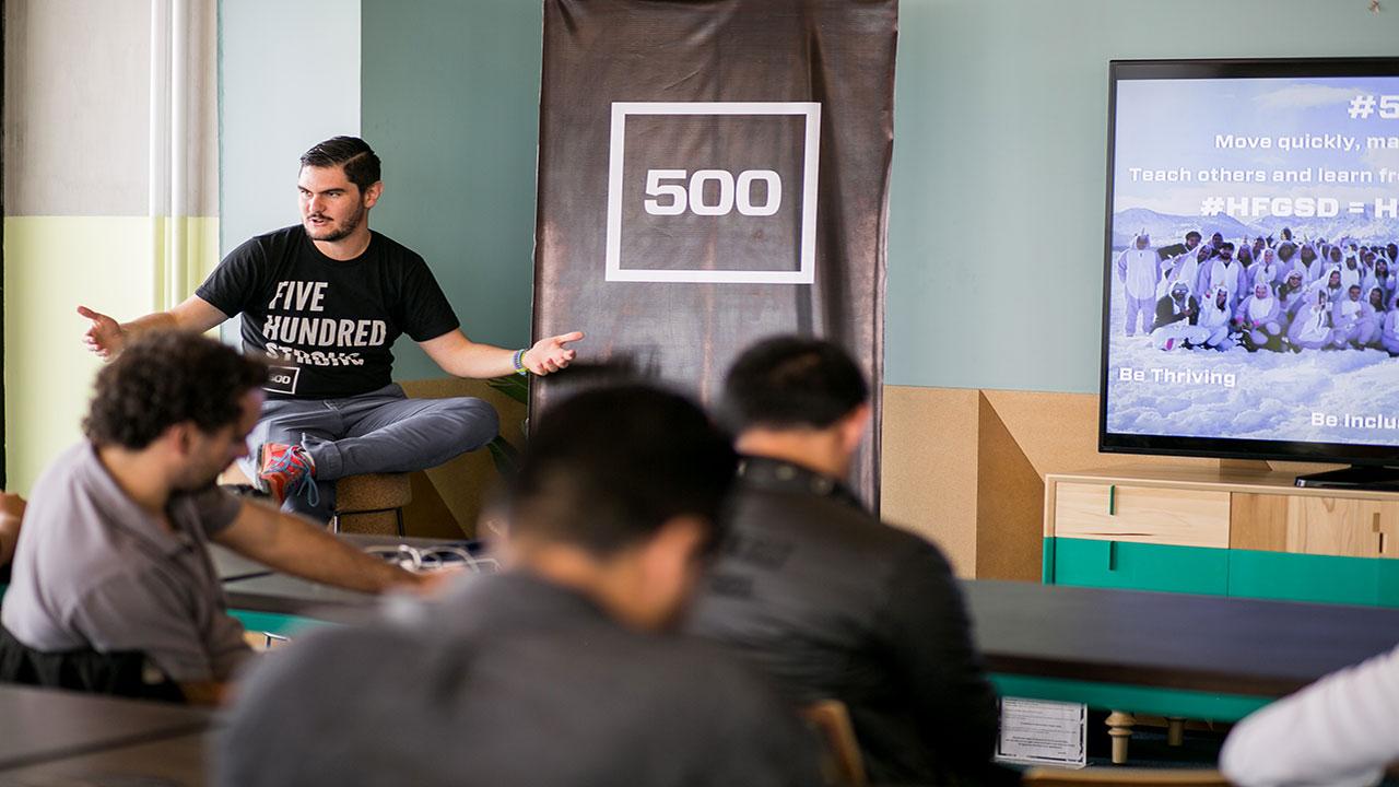 500 Startups tiene lista su octava generación de emprendimientos