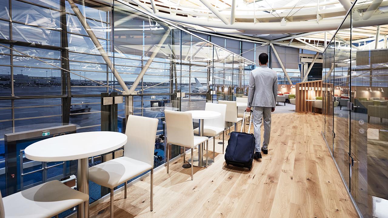 SkyTeam Lounge aterriza en Vancouver