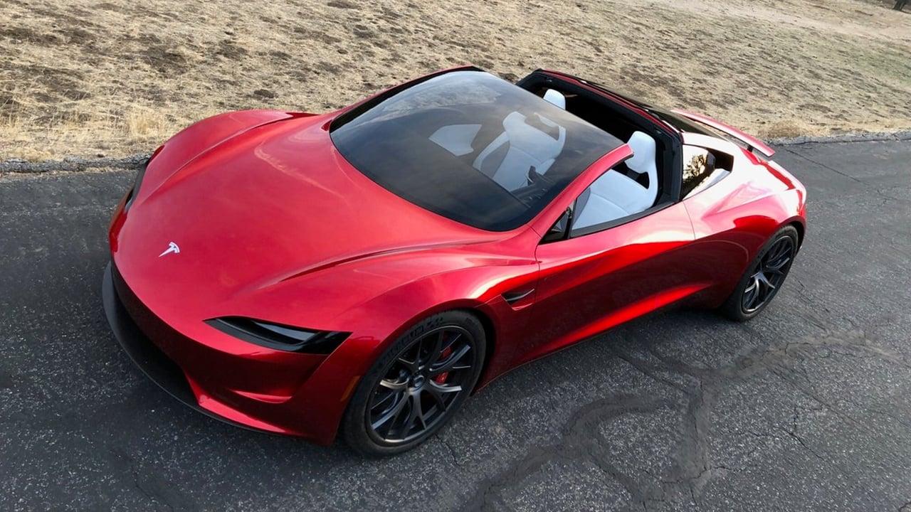 Tesla sorprende con Roadster, su nuevo auto deportivo