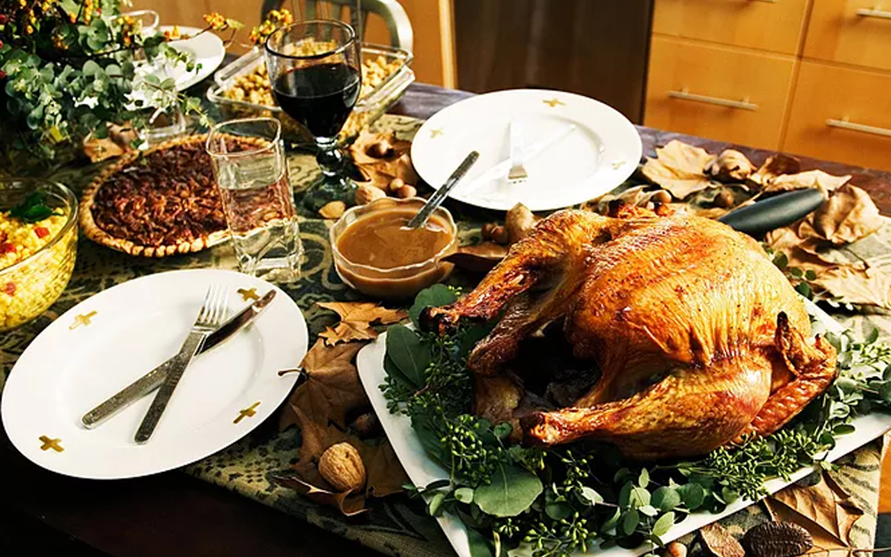 3 restaurantes para celebrar el Thanksgiving Day