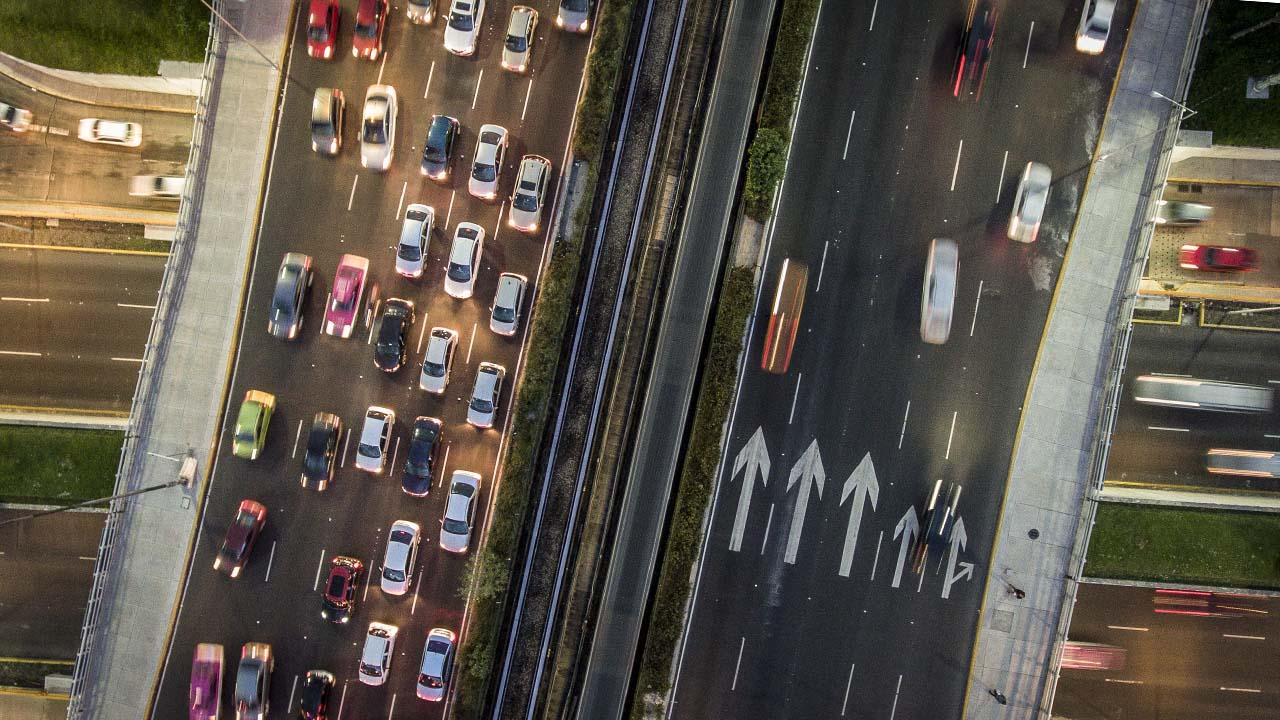 Sólo 3 de cada 10 vehículos en México cuentan con seguro vigente