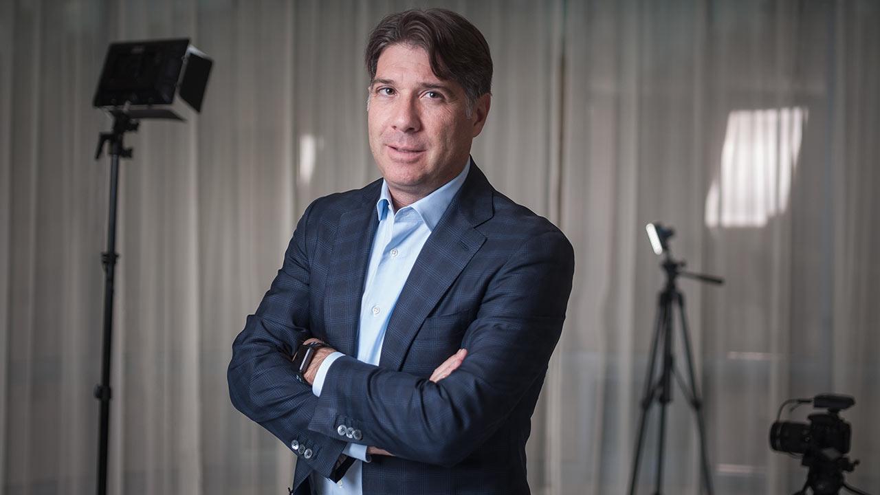 Paul Walborsky, VP de NYT Global. Foto: Angélica Escobar/Forbes.