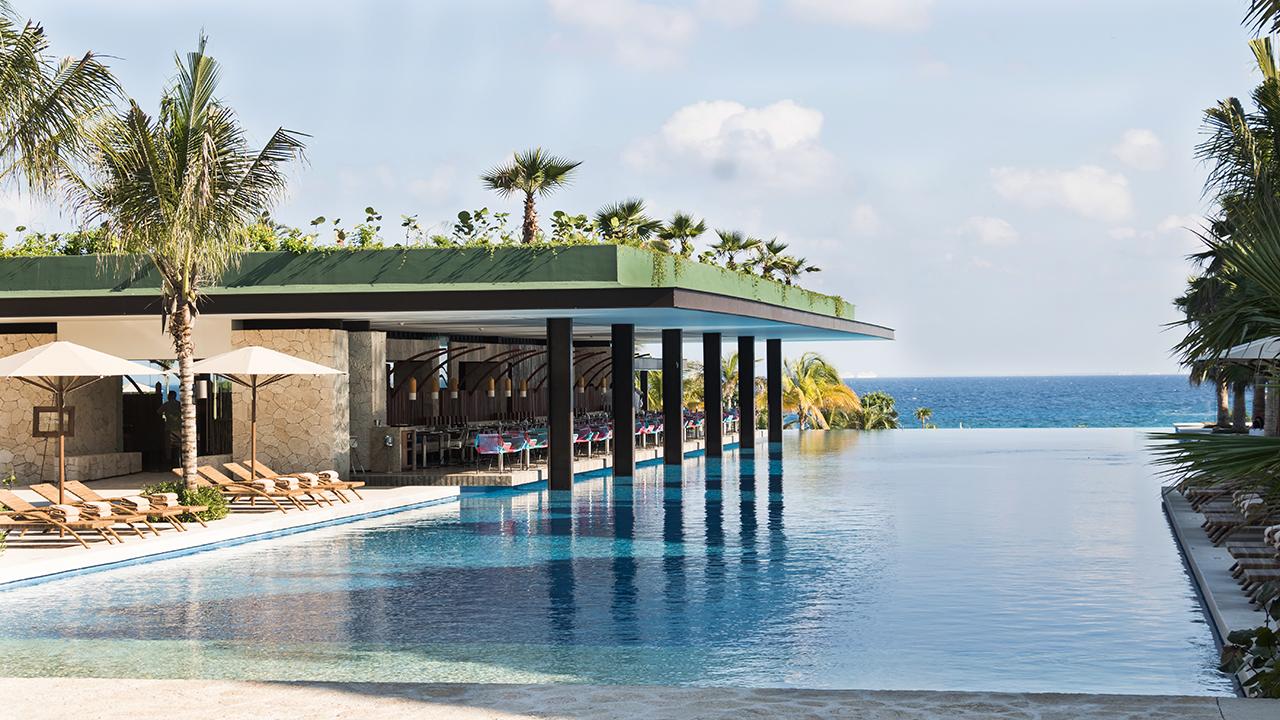 Bienvenidos a casa: Hotel Xcaret México, un lugar magnífico.