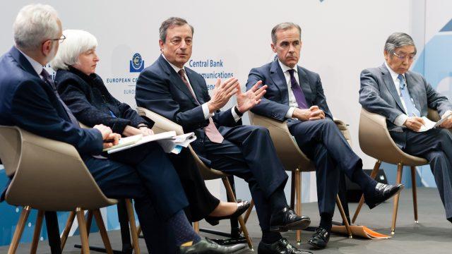 banqueros-Fed-BCE