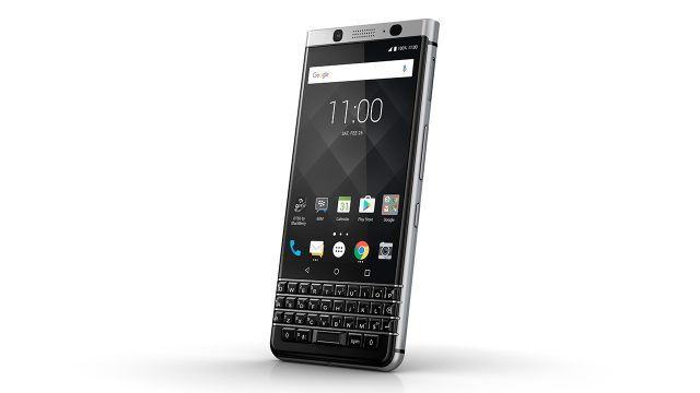 Este es el precio del BlackBerry KEYone en México