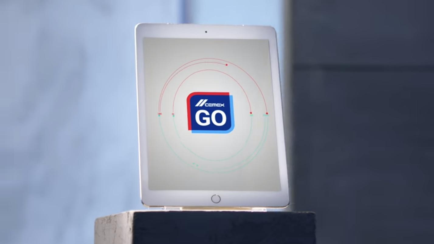 Cemex lanza su app para hacer y seguir pedidos