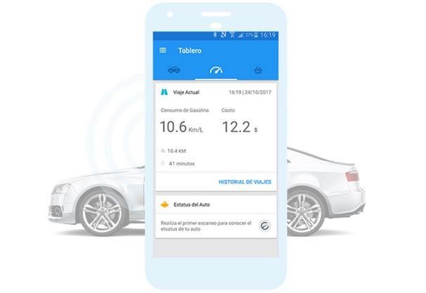 Este dispositivo puede convertir tu coche en un auto inteligente