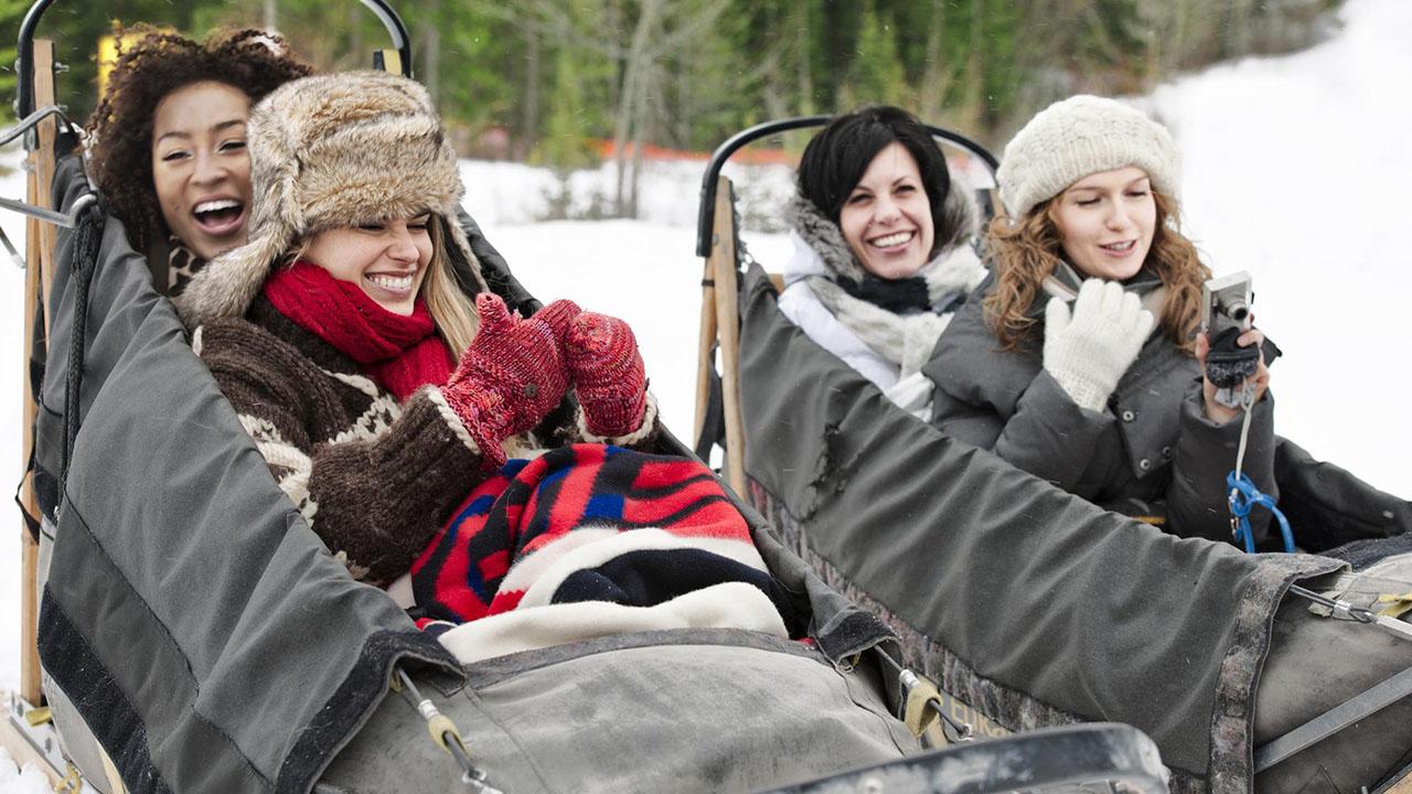 5 actividades invernales para disfrutar Canadá