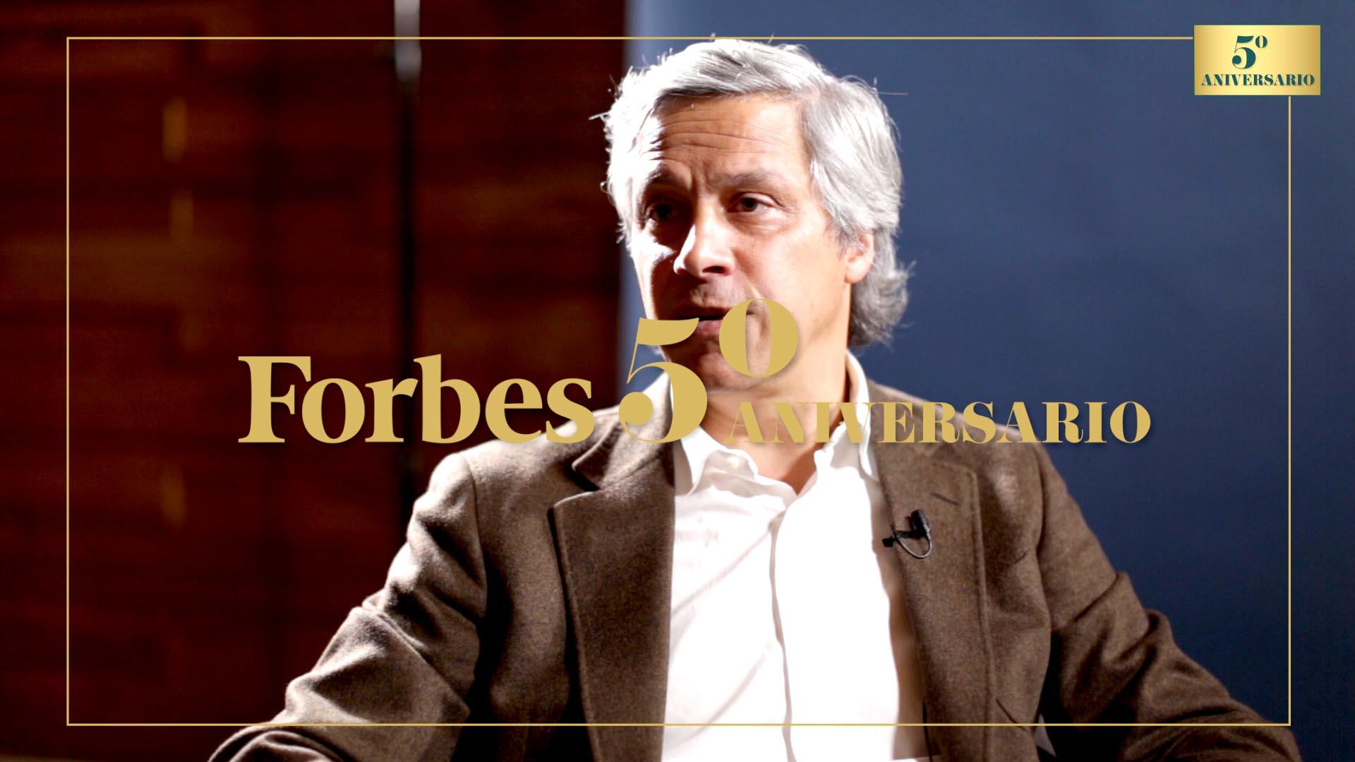 Claudio X González. La redefinición del poder en México