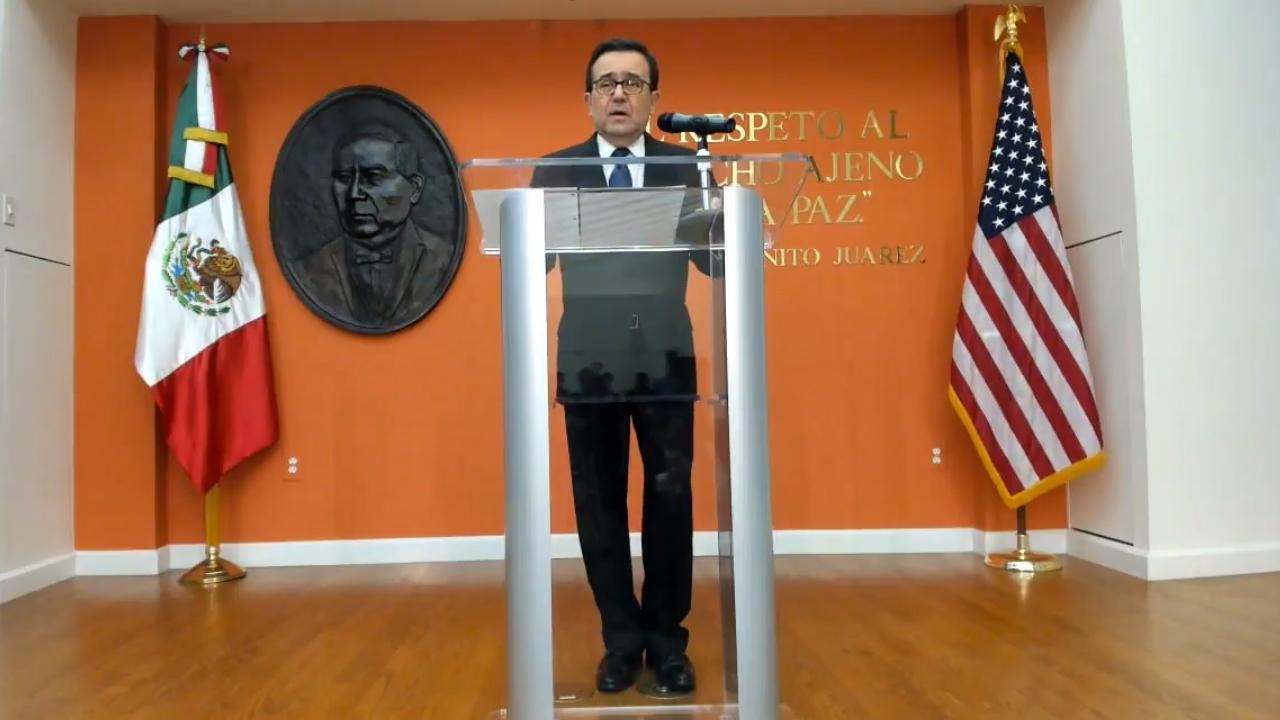 Guajardo descarta pactos bilaterales: TLCAN debe ser de 3