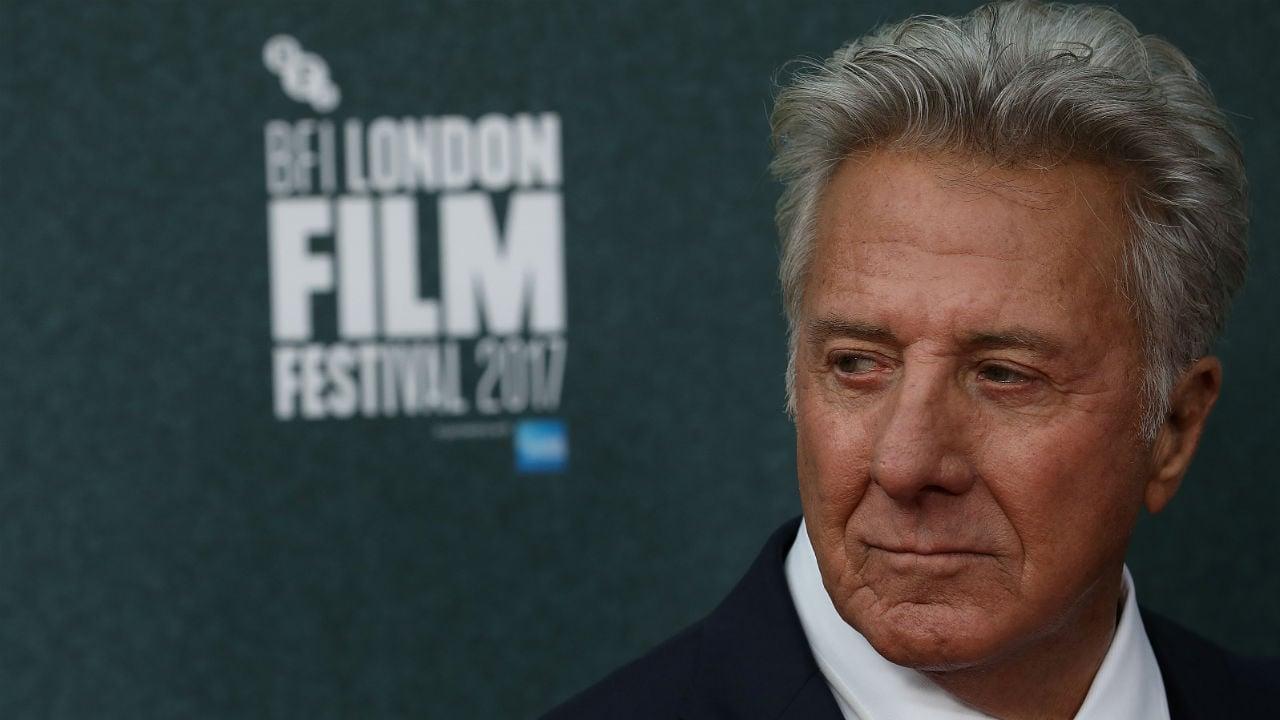 Ahora Dustin Hoffman es señalado por acoso y pide perdón