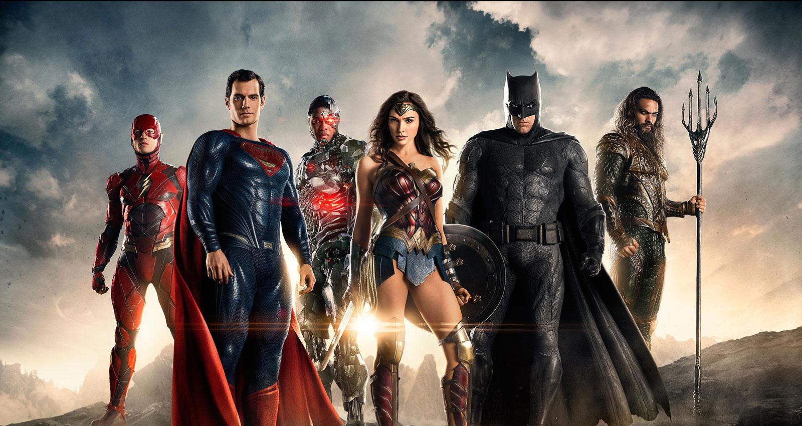 'La Liga de la Justicia' y las grietas del universo cinematográfico