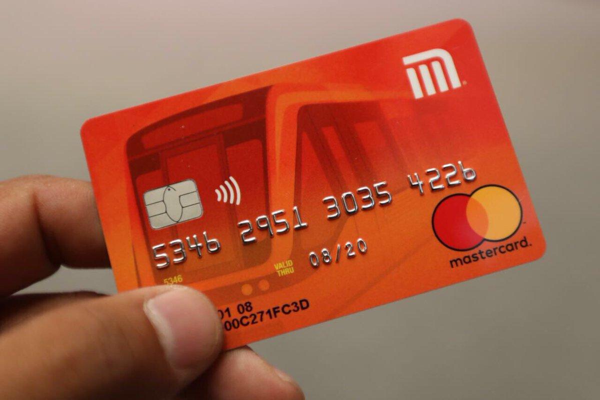 Metro de la Ciudad de México lanza su primera tarjeta de débito