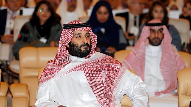 Mohammed Bil Salman Arabia Saudita