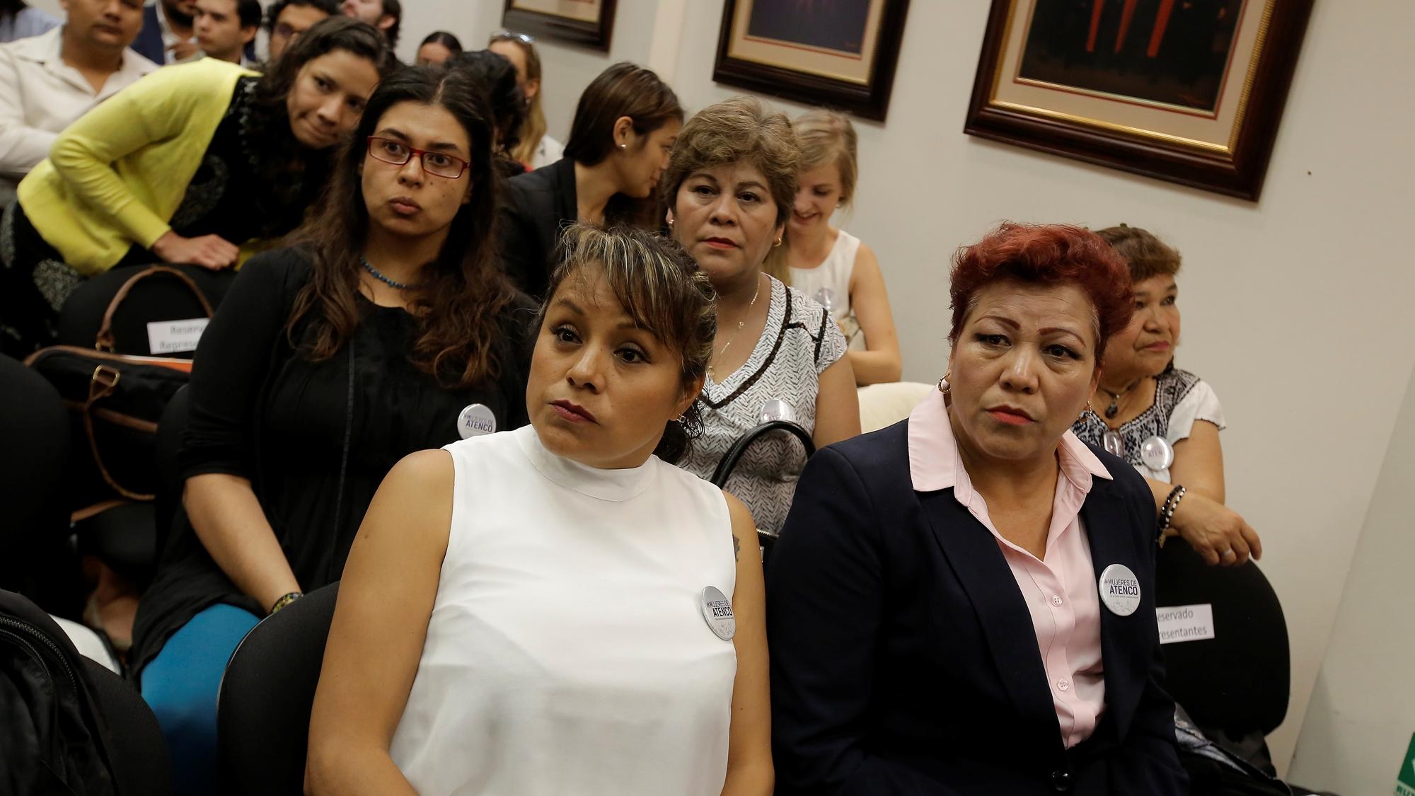 Mujeres torturadas en Atenco llevan caso ante Corte Interamericana