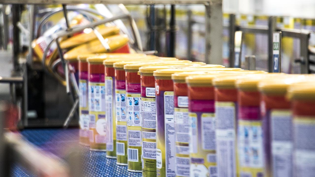 Ocotlán: La planta donde Nestlé produce la leche que exporta a África