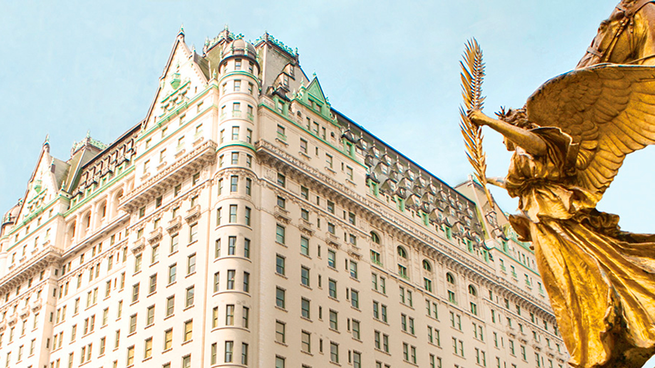 The Suite Life: un vistazo a la historia de 110 años del Hotel Plaza