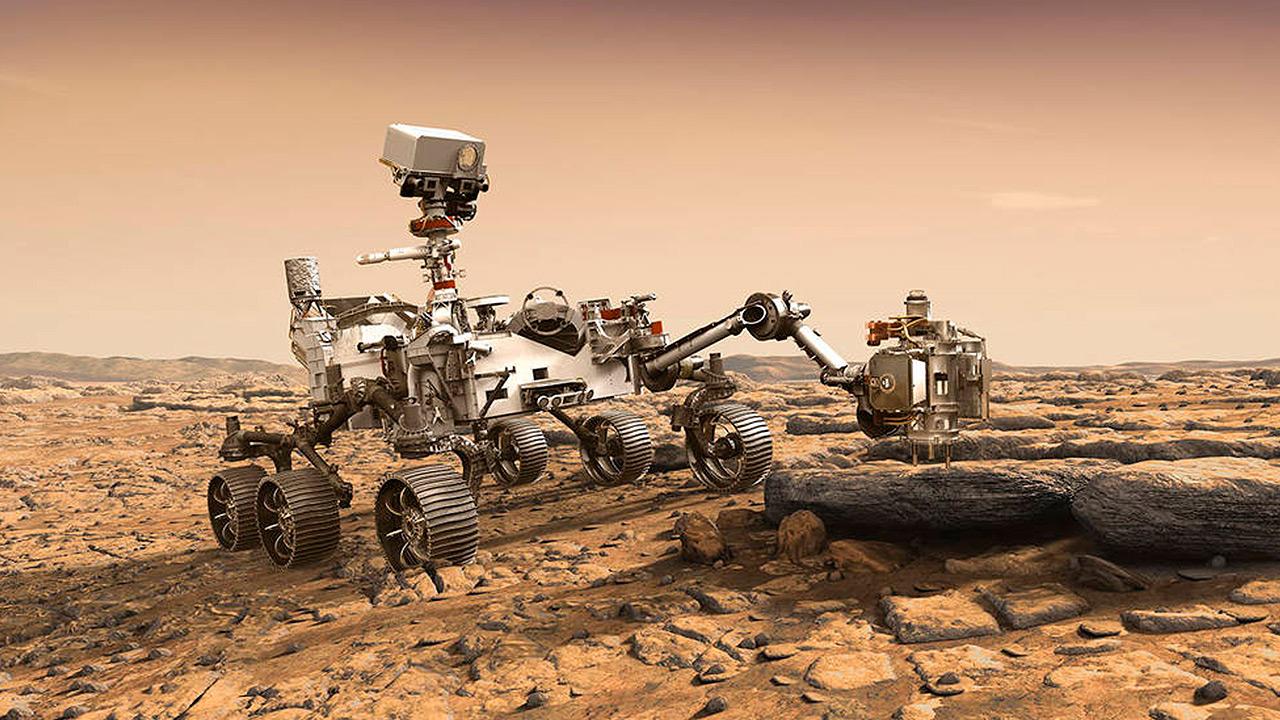 NASA muestra pruebas de posible vida en Marte
