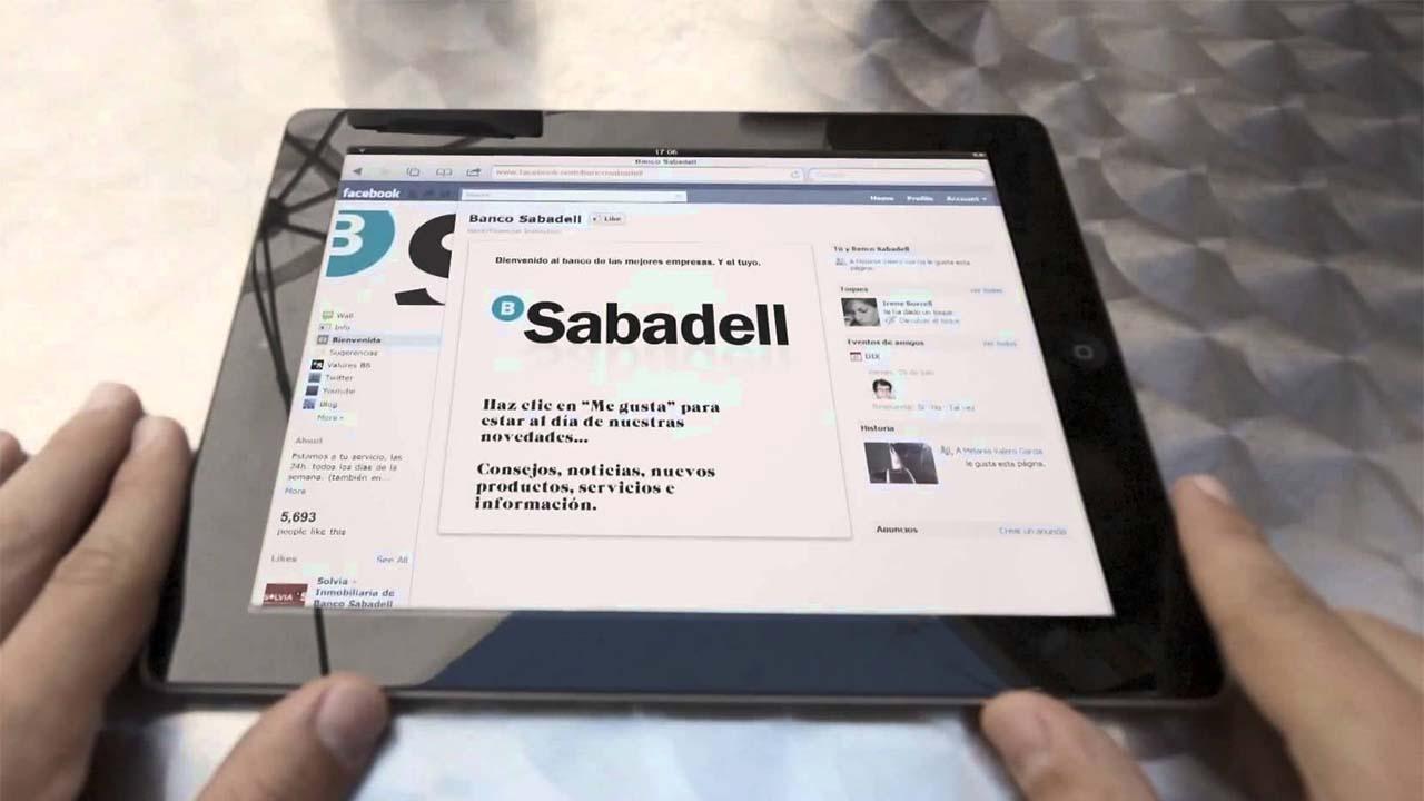 Sabadell lanzará alternativas de ahorro con intereses desde el celular
