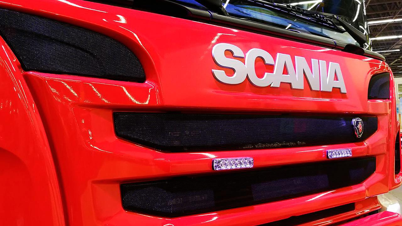 """Scania presenta sus tractocamiones """"inteligentes"""" en México"""