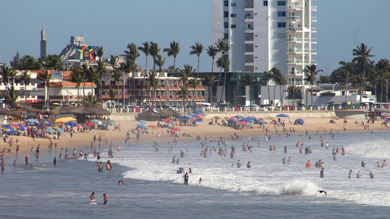 Actividad turística en México cae 5.7% en el primer trimestre