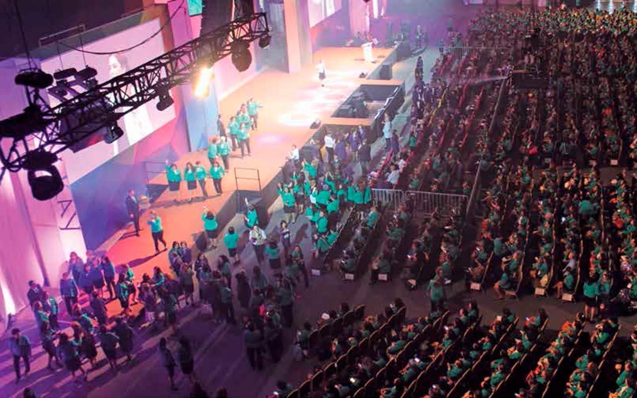 México, entre los 25 países más importantes en industria de reuniones
