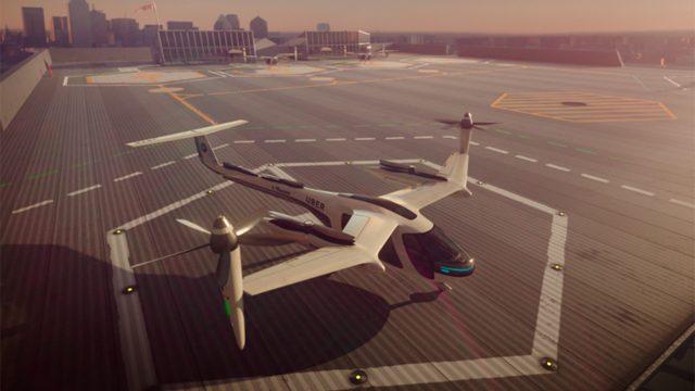 Uber y la NASA tienen planes ¡ofrecerán taxis voladores!