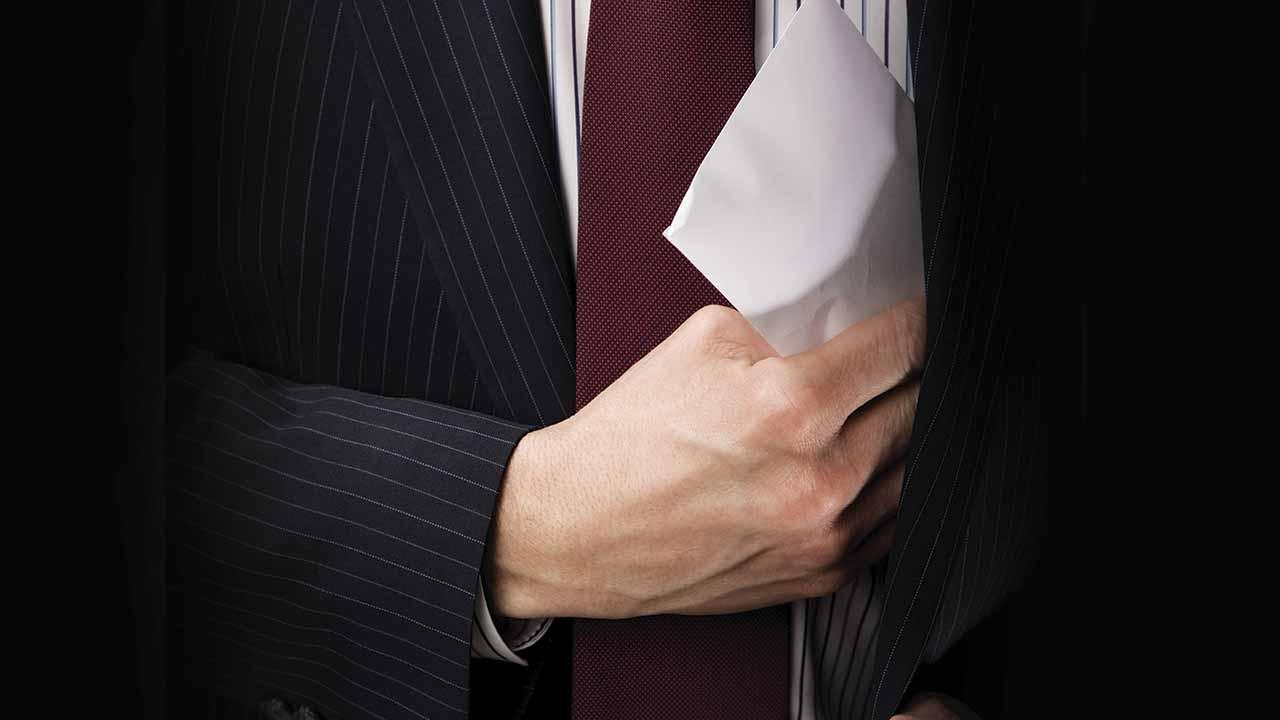 Alguien debe detener la corrupción en Latinoamérica