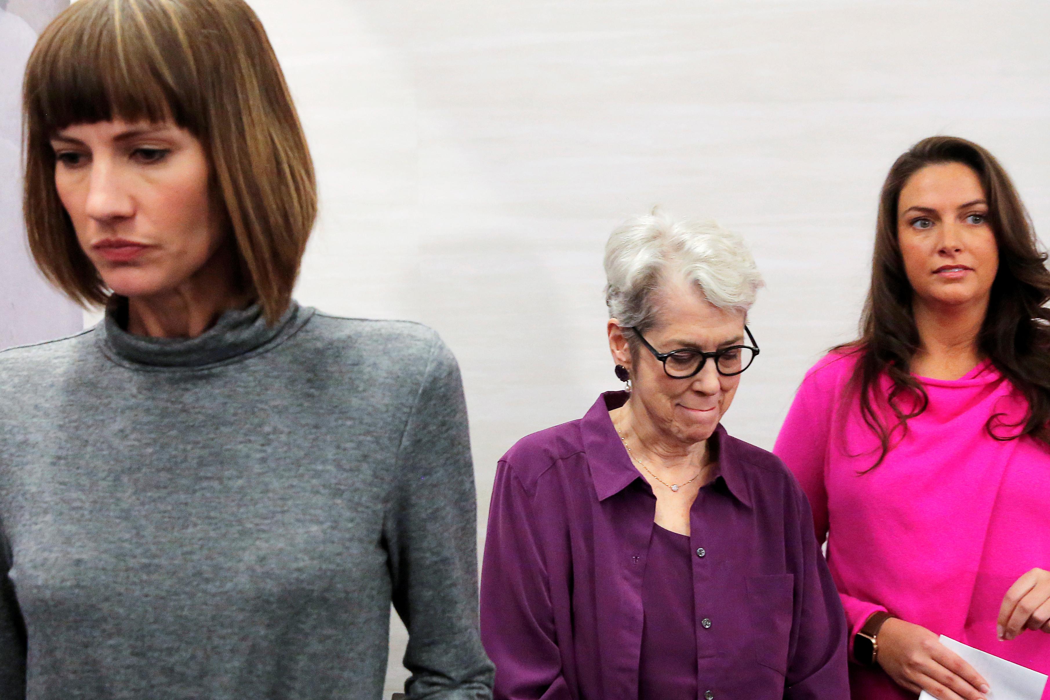 Mujeres que denunciaron acoso de Trump piden investigación del Congreso