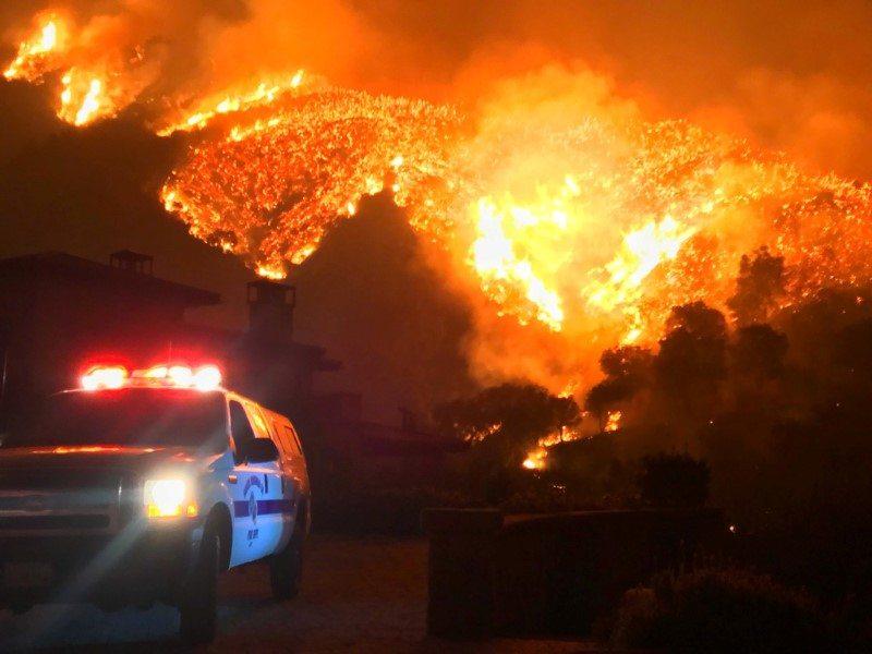 La mayor empresa eléctrica de EU, en bancarrota por incendios en California