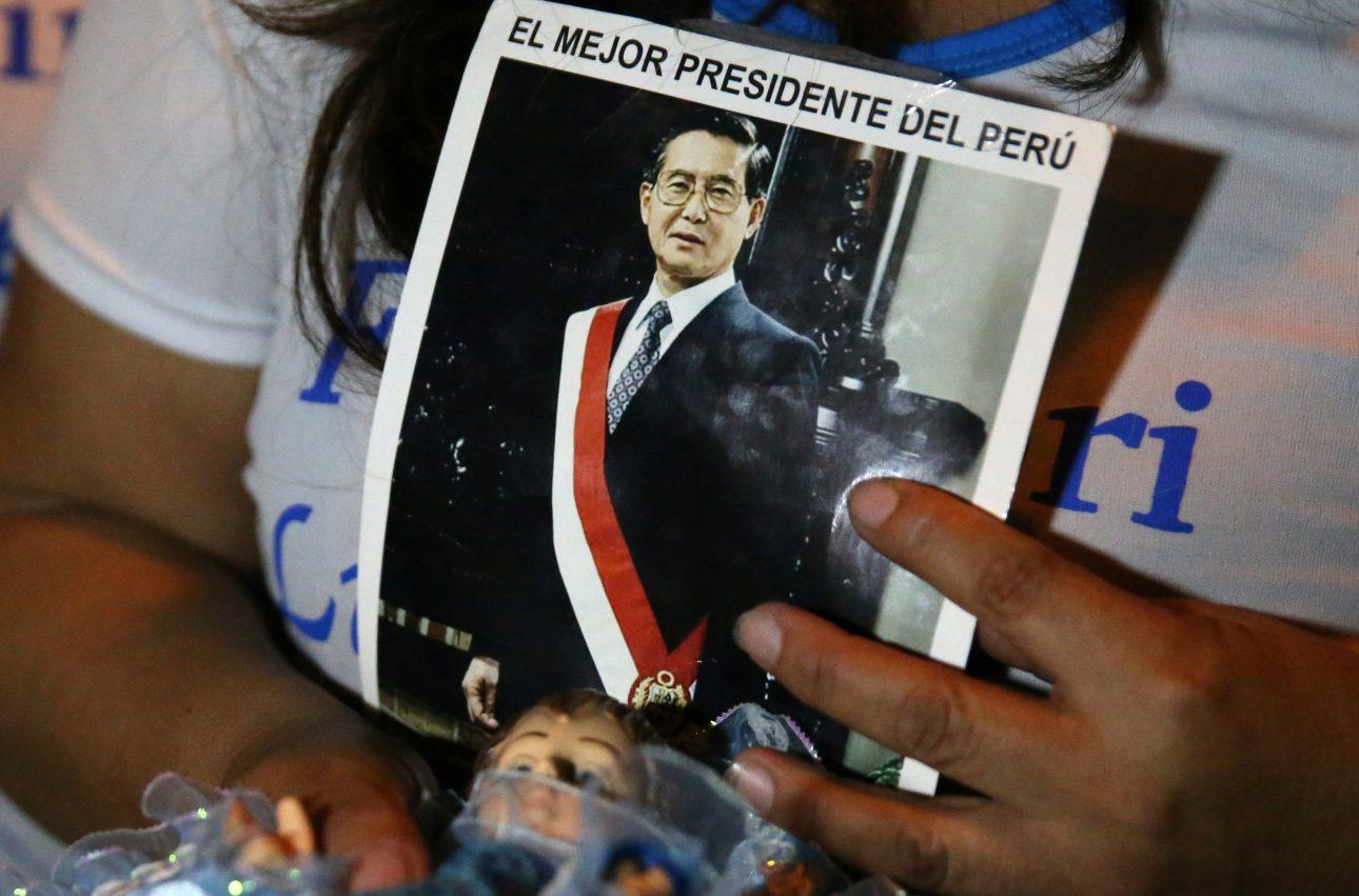 Otorgan indulto humanitario a Fujimori