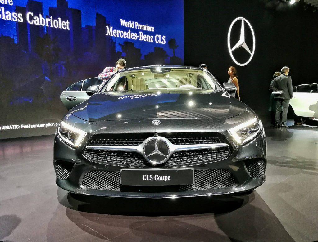 Seis novedades que robaron c mara en el auto show de los for Mercedes benz of henderson staff