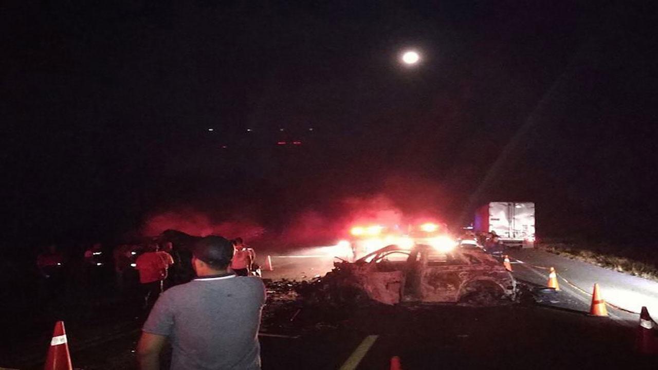 Accidente en la carretera de Acapulco deja 10 fallecidos y 2 heridos