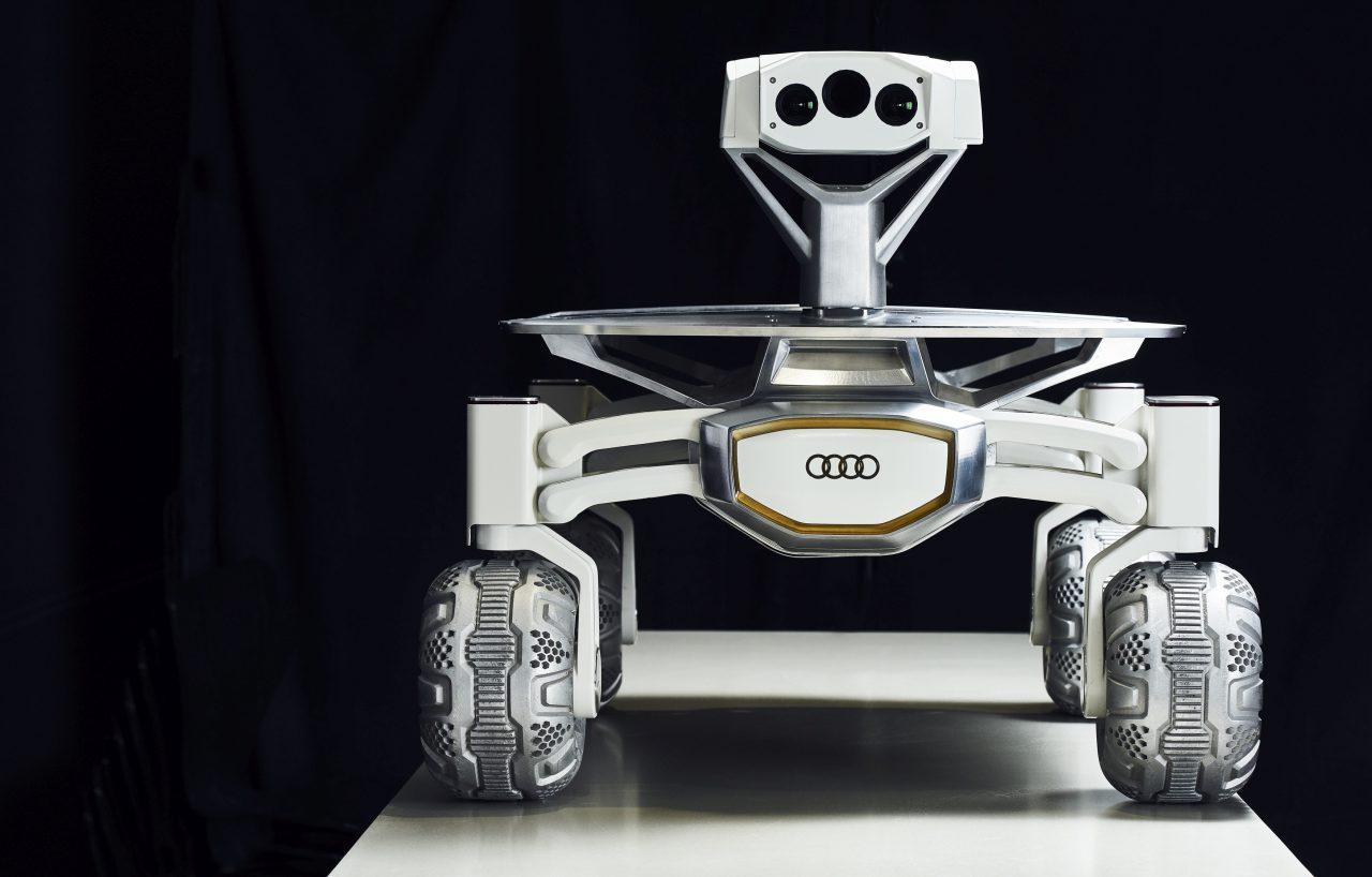 Audi quiere llegar a la Luna en el 2019