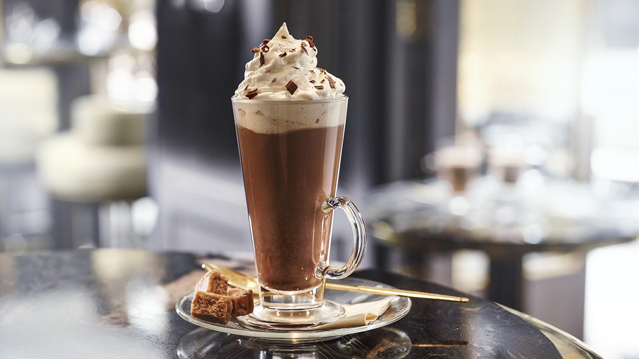 5 hot drinks para olvidarse del frío