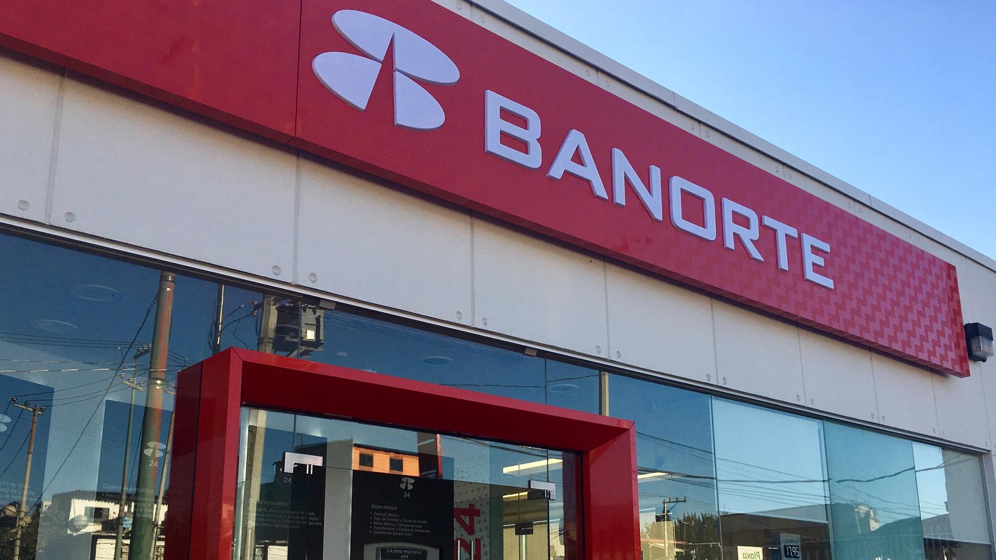 Banorte descarta afectaciones a sus clientes tras hackeo a bancos