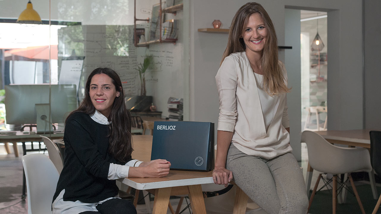 Berlioz, la startup que quiere que comas (bien) en la oficina
