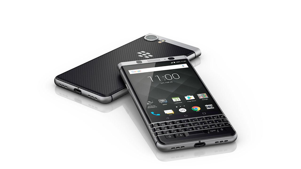 Seguridad y productividad, las dos claras ventajas de BlackBerry KEYone