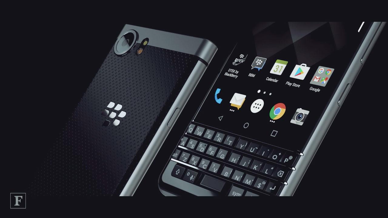Blackberry KEYone, rendimiento y seguridad por encima de lo establecido