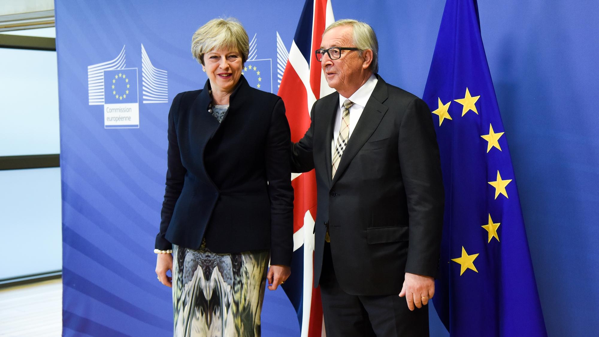 Podría no haber Brexit, dice primera ministra británica
