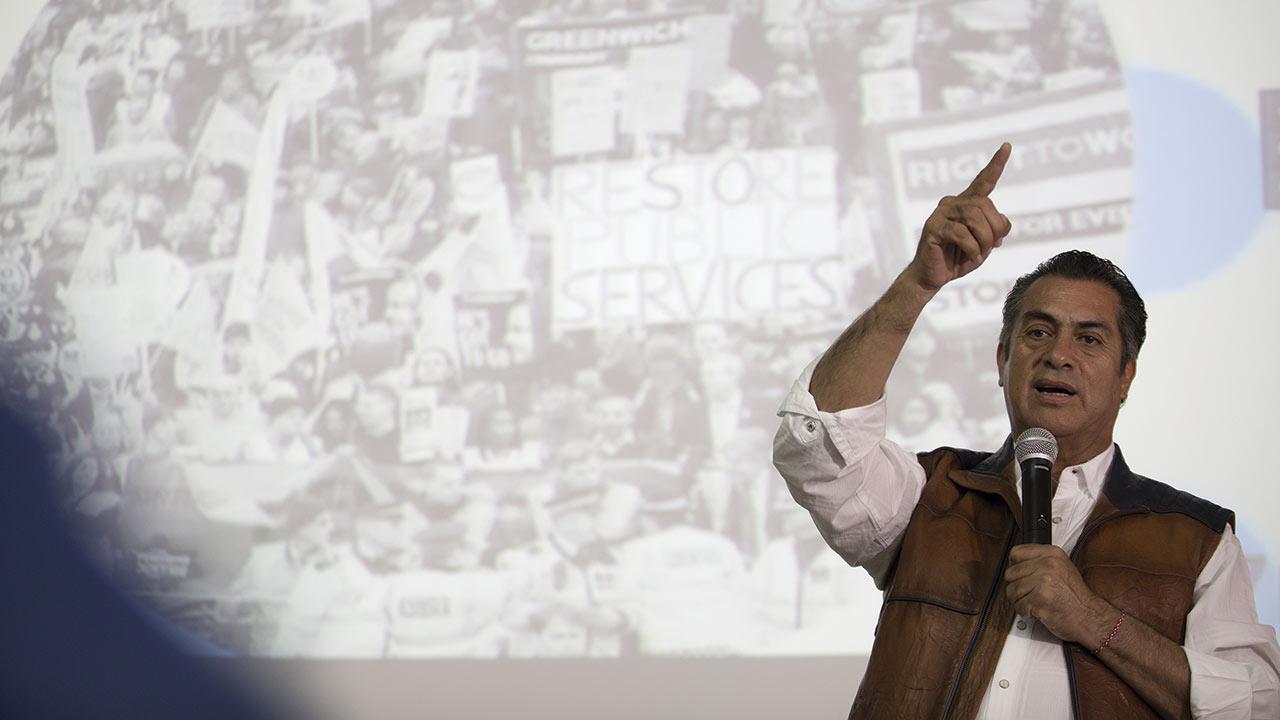 """México: broncas, criterios broncos y """"El Bronco"""""""