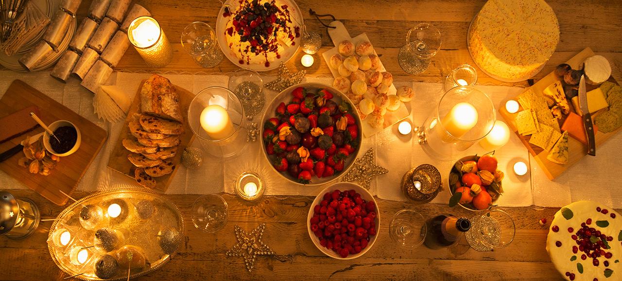 Cinco consejos saludables para Año Nuevo