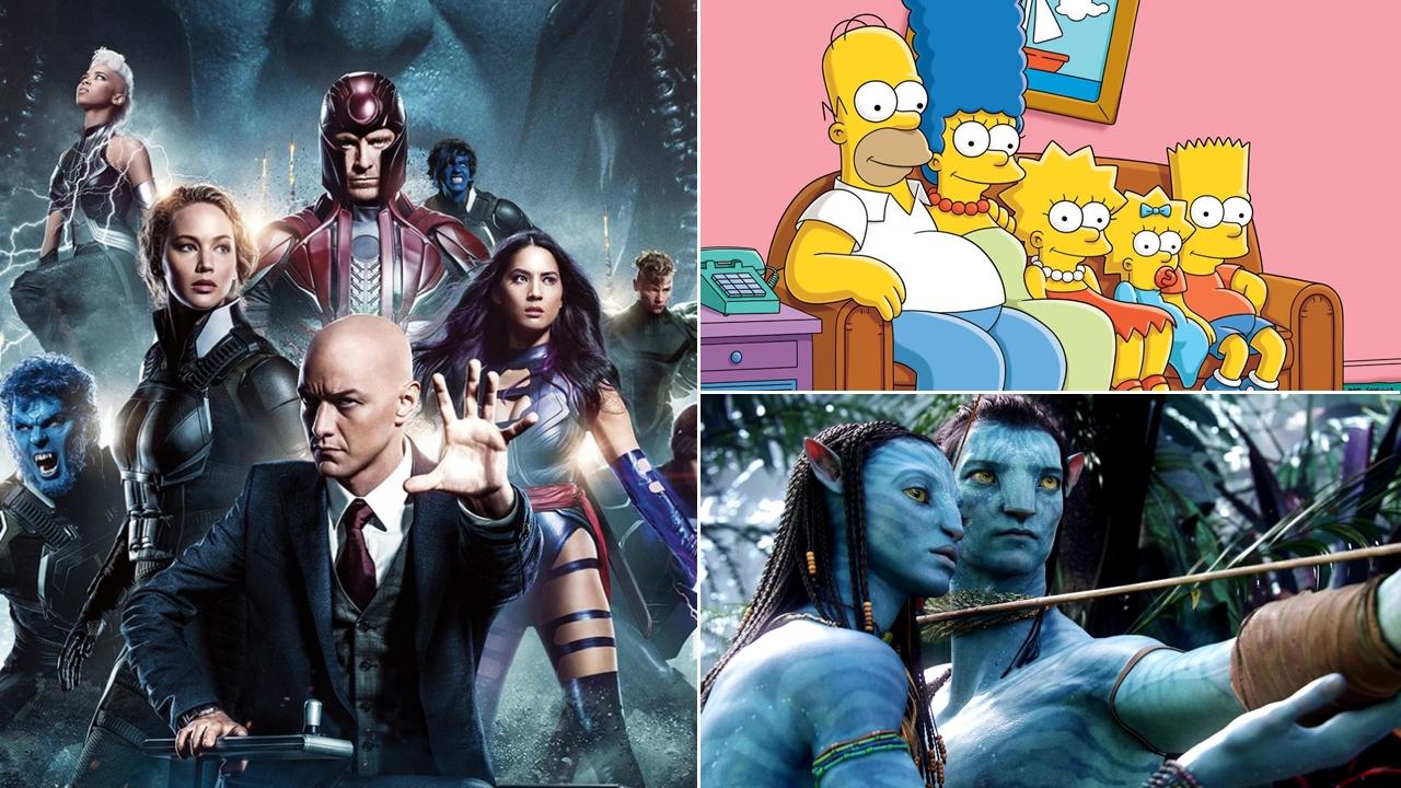 Estos son los títulos más populares de Fox que están por irse con Disney
